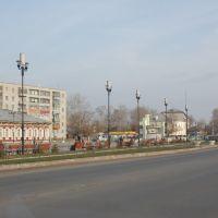 Площадь, Куйбышев