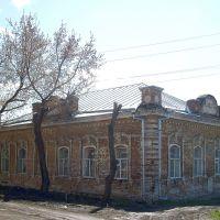 Жилой Дом С.А. Лебедева, Куйбышев