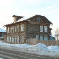 2-Этажный Деревянный Жилой Дом, Куйбышев