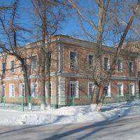 Каинское Уездное Училище, Куйбышев