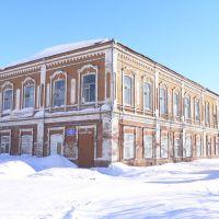 Дом жилой А.В. Пяткова, Куйбышев