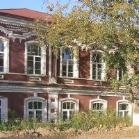 Здание Типографии, Куйбышев