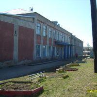 Школа, Кыштовка