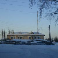Жилой дом за ДК, Кыштовка