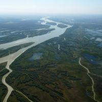 Узоры, созданные рекой, Михайловский