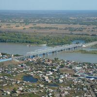 Мост в Камне-на-Оби, Михайловский