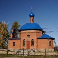 Church in Moshkovo, Мошково