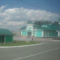 Вид на СТ.- Мошково с западной стороны., Мошково