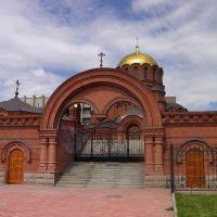 собор Александра Невского, Новосибирск