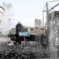 Пресная вода - богатство немеренное!, Новосибирск