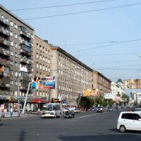 (Novosibirsk. Vokzal magistral st.) Вокзальная магистраль, Новосибирск