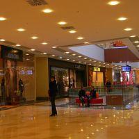 Торговый комплекс АУРА- крупнейший за Уралом., Новосибирск