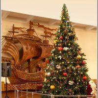"""Christmas Tree in the Theatre  / Ёлка в """"Глобусе"""", Новосибирск"""