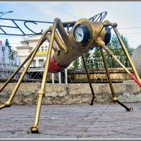 Giant Mosquito / Гигантский комар (2012), Новосибирск