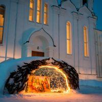 Храм в Ордынске, Ордынское