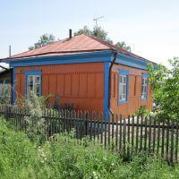 House in Ordanskoe, Ордынское