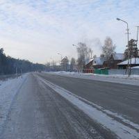 Трасса Новосибирск-Камень2, Ордынское