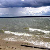 Перед дождем (Обское море, Ордынское, Новосибирская область), Ордынское