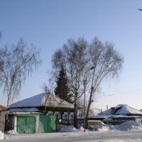 ул. Ермака (Ордынское, Новосибирская область), Ордынское