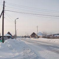 Улица в Сузуне. 250 лет истории., Сузун