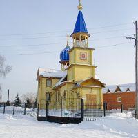 Вознесенская церковь., Сузун