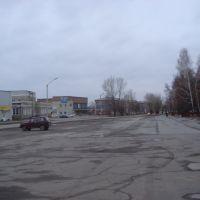 пгт.Сузун. ул.Ленина.Центр, Сузун