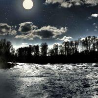 На гребне луны On a moon crest, Сузун