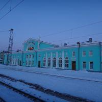 Станция Татарская, Татарск