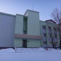 Административное здание станции Татарская, Татарск