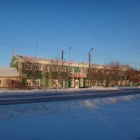 Районная администрация, Татарск