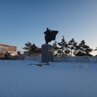Мемориал погибшим в ВОВ, Татарск