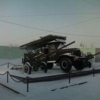 Февраль 2009, Музей., Татарск