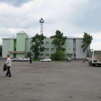 Вокзал, Татарск