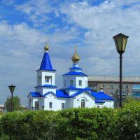Церковь, Татарск