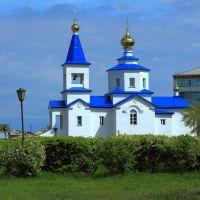 Храм Покрова Пресвятой Богородицы, Татарск
