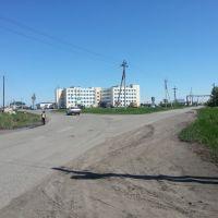 Татарская ЦРБ, Татарск