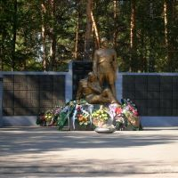 Памятник участникам ВОВ, Тогучин