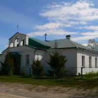 Церковь Серафима Саровского, Тогучин