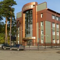 Бизнес-центр в Тогучине, Тогучин
