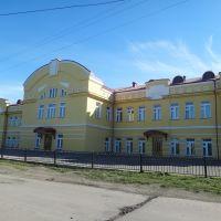 Вокзал, Тогучин