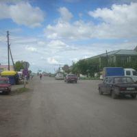 Улица Победы, Чаны