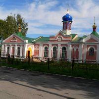 Церковь в Черепаново, Черепаново