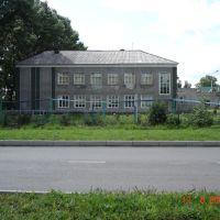 спортплощадка, школа N°3, Черепаново