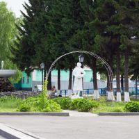 Вокзал города Черепаново, Черепаново