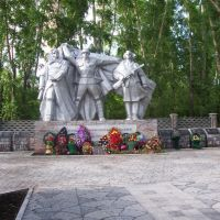 Мемориал, Черепаново