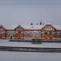 Станция Черепаново, Черепаново