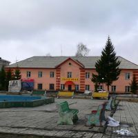 Гостиница в Черепаново, Черепаново