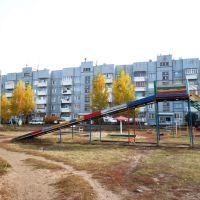 Детская площадка, Береговой