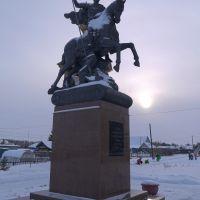 Георгий Победоносец, Большеречье
