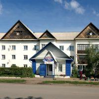 Большеречье, Омская область, Большеречье
